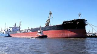 Diana Shipping Announces Time Charter Contract for mv Amphitrite with BG Shipping