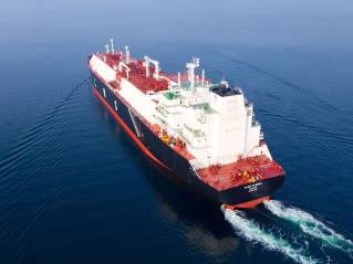 Flex LNG takes delivery of its first 2020 LNG newbuild