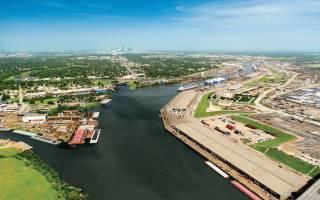 Houston Ship Channel Expansion Reaches Major Milestone