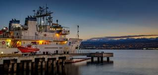 Two new oceanographic vessels will join the NOAA fleet