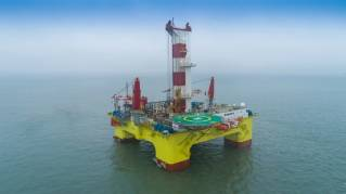 DNV awards world-first Smart notation to CMHI's offshore rig, SHEN LAN TAN SUO