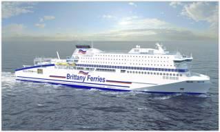 Brittany Ferries Cancels Newbuild Order