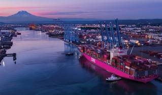 ONE's New KRX Service Offers a Direct Connection to Vladivostok and Vostochny