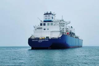 GasLog's LNG newbuild GasLog Georgetown starts sea trials