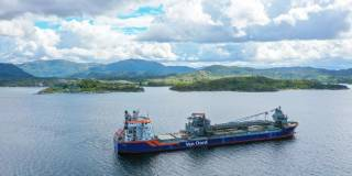 Van Oord signs contract for Subsea Rock Installation at Ormen Lange Phase 3 in Norway