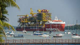 Sembcorp Marine Delivers Three Wellhead and Riser Topsides and Bridges to TotalEnergies EP Denmark