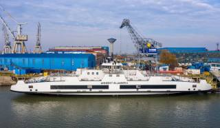 ICE Supervising Zero-emission Ferries for Canada