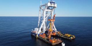 Van Oord takes on Baltic project