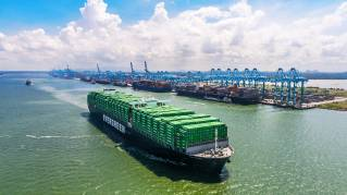 Evergreen orders 1,800 Star Cool reefers from Maersk Container Industry