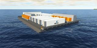 Wärtsilä's flexible floating barge-mounted energy storage system will aid a Philippine operator in meeting grid requirements
