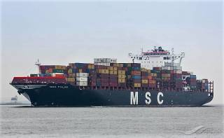Container ship under probe after losing cargo at sea in Algoa Bay during stormy weather: SAMSA