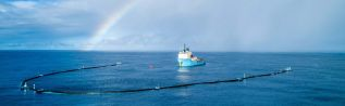 The Ocean Cleanup chooses DNV GL to verify the origin of their ocean plastic