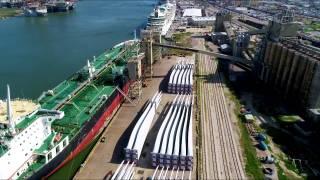 Port Galveston Going Green With Major Environmental Programs