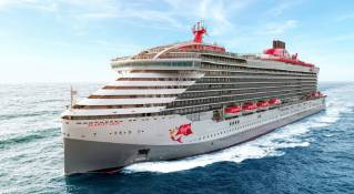 Virgin Voyages announces Scarlet Lady's maiden passenger sailing will take place from Portsmouth, UK this summer