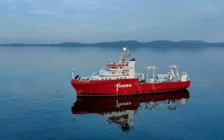 Fugro's cable route survey helps connect Scottish Islanders to Faster Broadband