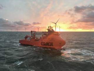 Esvagt Njord  secures contract extension with Equinor