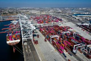 TraPac Becomes First California Terminal Operator To Join Green Marine