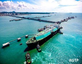 Petronas receives first LNG cargo under third-party access deal
