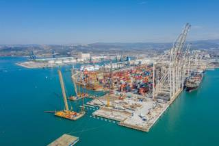 Historic record set at the Koper Container terminal
