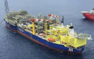 K Line Announces Participation in FPSO Owning and Chartering Business for Marlim II Project, Offshore Brazil
