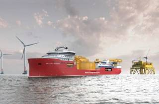 Hydroniq's coolers to subsea cable installation vessel