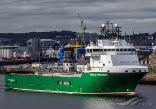 Havila Shipping ASA: Shell UK Limited enforces early redelivery of the PSV Havila Crusader