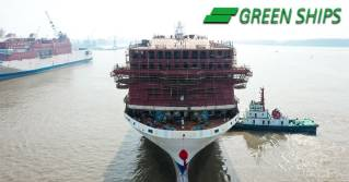 TT-Line launches its second LNG-powered RoPax ferry