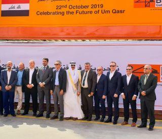 ICTSI builds Umm Qasr deep-water capacity