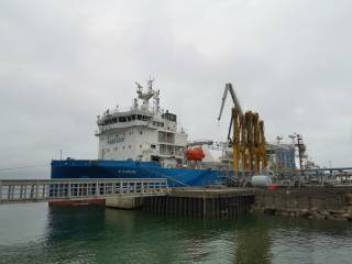 First LNG supply to PGNiG in Klaipėda
