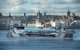 Damen Shipyards expands the range of trailing suction hopper dredgers (TSHD)