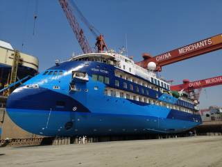 ULSTEIN announces record-low cruise ship emissions