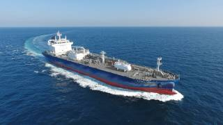 Korea Shipbuilding gets nod for hydrogen carrier design