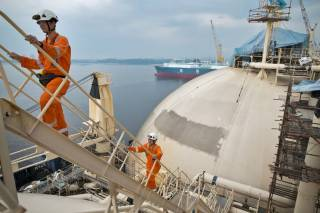 LR chosen for LNG Canada export terminal project in Kitimat