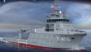 Austal USA awarded contract to design a new steel towing, salvage and rescue ship for US Navy