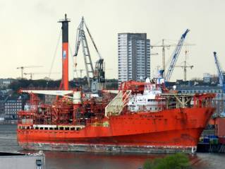 Petrojarl Banff FPSO to Be Recycled in Denmark