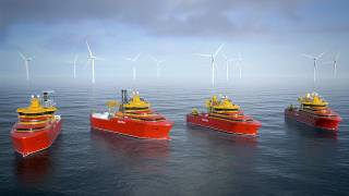 Voith delivers innovative electric Voith Schneider Propeller to Norwegian shipping company Østensjø