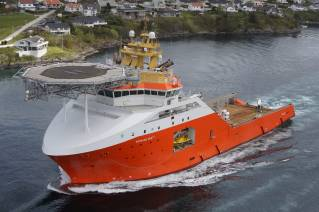 Ten Solstad Offshore vessels departing for Russia and Africa