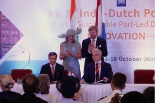Port of Rotterdam Authority intensifies activities in India
