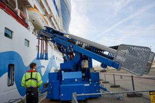 Carnival Corporation's AIDA Cruises Celebrates Opening of Europe's Largest Shore Power Plant in Germany