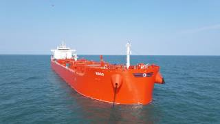 Klaveness Combination Carriers's newbuilding program near completion with the delivery of the seventh CLEANBU vessel