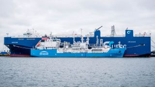 Global Infrastructure Is Available For Marine LNG