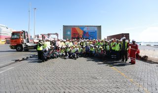 Port of Salalah breaks 4-million TEU record