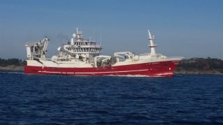 Wärtsilä solutions chosen to upgrade efficiency and environmental performance of Norwegian fishing vessel