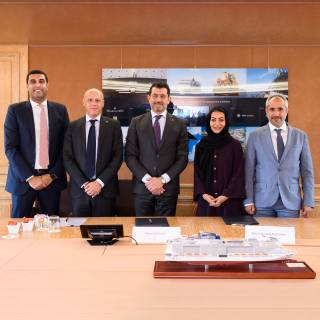 Abu Dhabi Ports Inks Long-Term Agreement with MSC Cruises