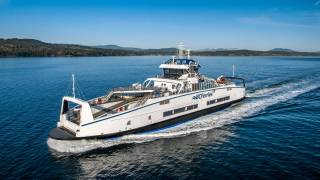 BC Ferries reveals names of two new Damen-built vessels