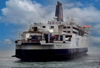 P&O Ferries' Dover-Calais fleet back to full strength as fifth ship sets sail on return to service