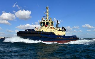 Rolls-Royce and Svitzer sign long-term service agreement for MTU engines