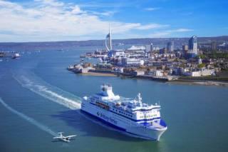 Brittany Ferries eyes zero-emission, sea-skimming 'flying ferries'