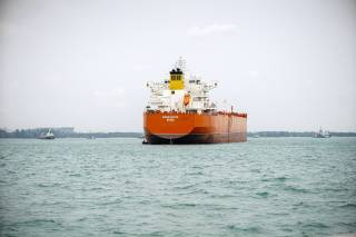 Another important CLEANBU milestone - Klaveness MV Barracuda makes the first switch from dry cargo to jet fuel