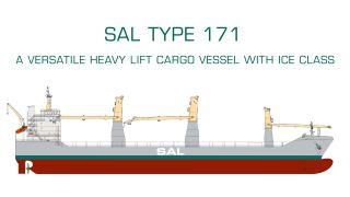 SAL adds three heavy lift vessels to its fleet